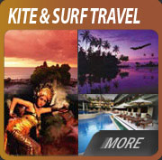bali kite surf travel